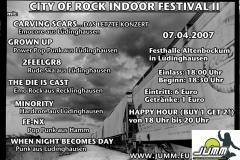 Indoor Festival II - Jumm